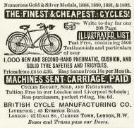 The Finest & Cheapest Cycles!