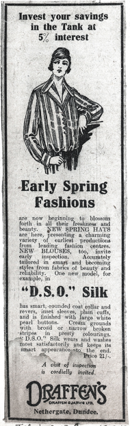 Early Spring Fashions