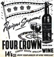 Four Crown Wine