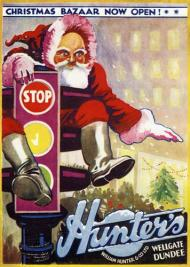 Christmas Advert 1933