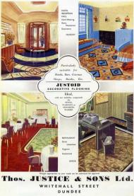Justoid Flooring 1951